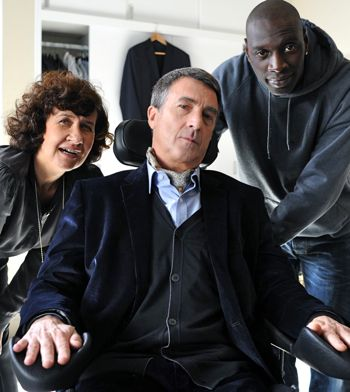 The Intouchables movie from France