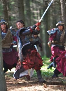 Fight scene in Chen Kaige's Sacrifice