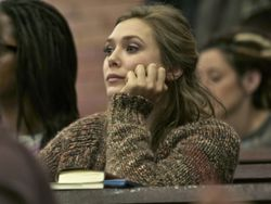 Elizabeth Olsen in film thriller Red Lights