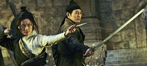Flying Swords Jet Li takes on assassins