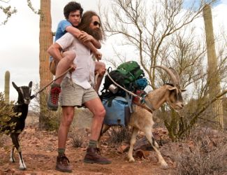 Goats indie star David Duchovny carries Graham Phillips