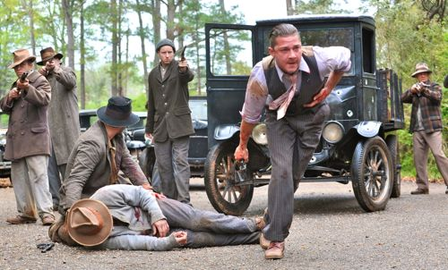 Lawless star Shia LaBeouf charges the villain