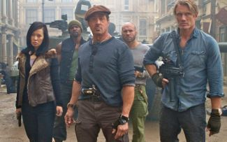 Sylvester Stallone and Expendables 2 are ready to rumble