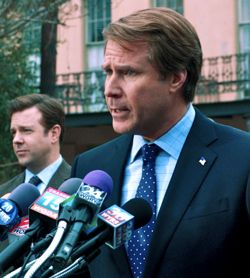 Warner Bros comedy The Campaign star Will Ferrell