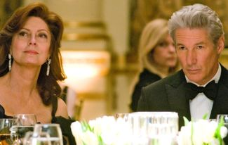 Arbitrage's Susan Sarandon and Richard Gere attend banquet