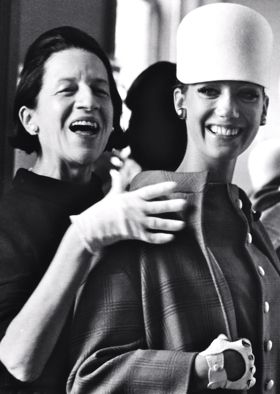 Diane Vreeland knew how to pick models