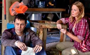 Looper finds Joseph Gordon-Levitt and Emily Blunt hiding out