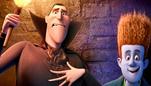 Hotel Transylvania sees Drac make over the human Jonathan