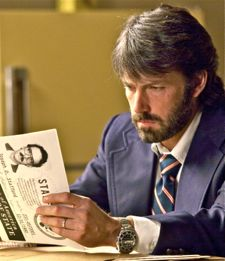 Argo sees Ben Affleck as CIA agent studying false documents