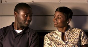 Middle of Nowhere sees Oyelowo and Corinealdi flirt on bus