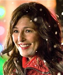 The Oranges sees Catherine Keener conduct Chistmas carols