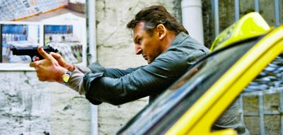 In Taken 2 Liam Neeson takes dead aim at his family's kidnappers