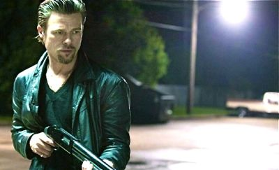 In Killing Them Softly Brad Pitt's hitman moves in on target