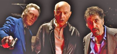 Christopher Walken, Alan Arkin, Al Pacino are shocked by what's in a car trunk