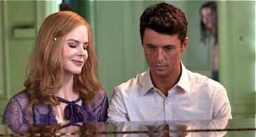 In Stoker Nicole Kidman and Matthew Goode play piano