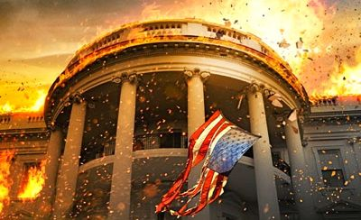 Olympus Has Fallen sees White House in flames
