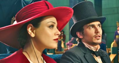 Oz's Mila Kunis brings James Franco to Emerald City