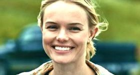 Kate Bosworth smiles in Black Rock