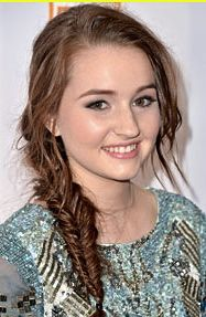 Short Term 12's Kaitlyn Dever flashes smile