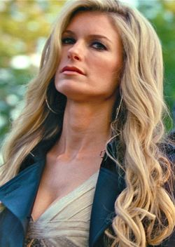 R.I.P.D.'s Marisa Miller gives suspect a sexy glance