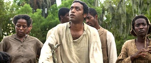 Chiwetel Ejiofor graps rail and gazes into bleak future