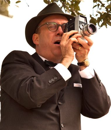 Parkland's Paul Giamatati as Zapruder films JFK assassination
