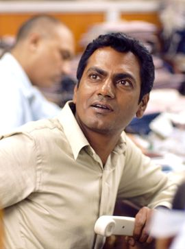 Lunchbox's Nawazuddin Siddiqui turns around in lunch room