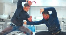 Raid 2's Iko Uwais fights villain with claw daggers