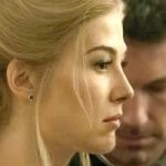 Gone Girl's Ben Affleck and Rosamund Pike flirt among library shelves