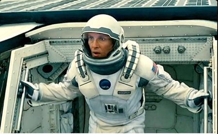 Christopher Nolan's Interstellar is mind-bending
