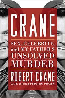 Cover of Robert Crane's book about his father