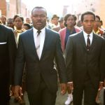 Selma's David Oyelowo leads civil rights march in Alabama
