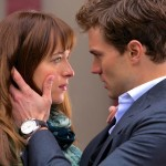 50 Shades of Grey's Jamie Dornan takes Dakota Johnson's face in hands