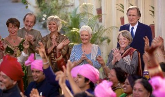 'The Second Best Exotic Marigold Hotel'