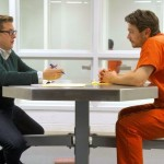 True Story's Jonah Hill interviews James Franco in prison