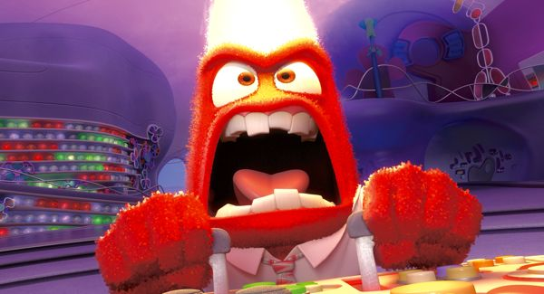 Inside Out's Anger blows his top