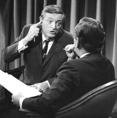 Best of Enemies' William F. Buckley verbally attacks debate opponent Gore Vidal
