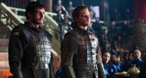 Great Wall's Pedro Pascal and Matt Damon face their Chinese captors